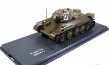 NEW! DeAgostini 1:43 Soviet tank T-34-76 1942 №1 series Tanks