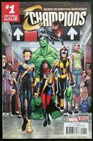 CHAMPIONS #1 (2016 MARVEL Comics) ~ VF/NM Comic Book