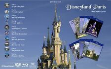 Eurodisney - Disneyland Paris The Complete Collection on DVD and Blu-Ray (NEW)