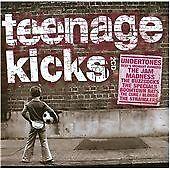 Teenage Kicks 2 x CD:THE DAMNED~XTC~BLONDIE~THE CURE~SKIDS~SPECIALS~UNDERTONES