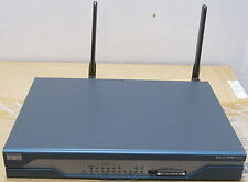 Cisco 1811W ISR CISCO1811W-AG-A/K9 1811 Antenna Rack Mount 3xAvailable