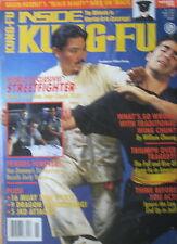 11/94 INSIDE KUNG FU  JEAN CLAUDE VAN DAMME  WILLIAM CHEUNG KARATE MARTIAL ARTS