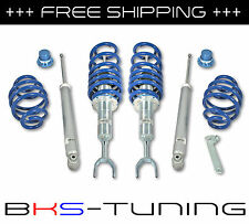 JOM Audi A6 4B C5 + Wagon Coilovers Set Adjustable Suspension Lowering Kit
