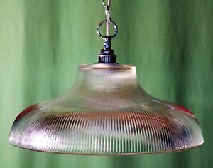 Prismatic light pendant