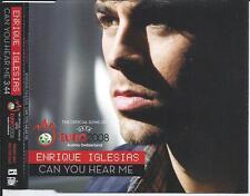 ENRIQUE IGLESIAS - Can you hear me PROMO CD SINGLE 1TR EU Print 2008