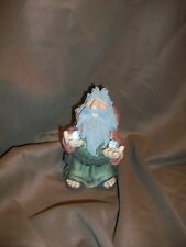 Krystonia Rueggan Figurine Made In England Wizard Mystical Fantasy Crystal Troll