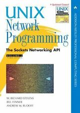 Stevens W. Richard/ Fenner ...-Unix Network Programming  (UK IMPORT)  HBOOK NEW