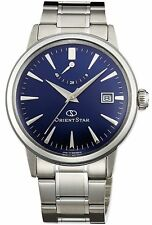 ORIENT STAR WZ0371EL Mechanical Jewels Automatic Watch Royal Blue From JAPAN