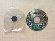 PC Mega Bloks Dragons PC-ROM PAL FR CD SEUL