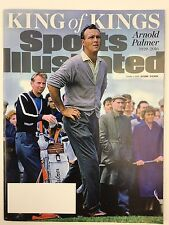Sports Illustrated Magazine 10/3/2016 Arnold Palmer 1929-2016 King of Kings