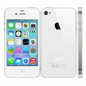 Apple iPhone 4S 8GB/ 16GB /32GB /64Gb Smartphone Factory Unlocked  SIM FREE