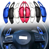 Steering Wheel Shift paddle Shifter Extension For Subaru Legacy Forester Brz cl