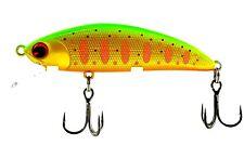 FISHING LURE IMA SUKARI 50-S / 4g , # 003 SINKING MINNOW  jigs with owner hooks