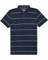 """Billabong Men's S/S Polo Shirt """"Die Cut"""" - IND - Small - NWT"""