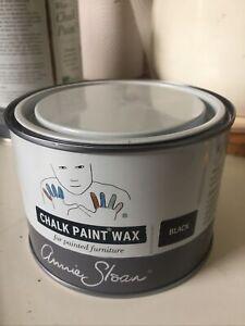 Annie Sloan Chalk Paint Black Wax NEW
