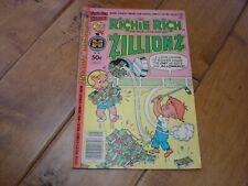 RICHIE RICH ZILLIONZ #29 (1976 Series) Harvey Comics