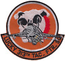 313th Tactical Fighter Squadron 313 TFS US Air Force USAF Embroidered Patch