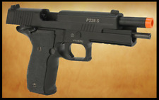 Sig Sauer P226 X-FIVE Licensed Full Metal Co2 Gas Airsoft Blowback Gun Pistol
