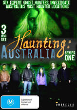 Haunting Australia Series 1 DVD PAL Region 4 Aust Post