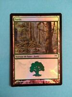 Forest (305) FRENCH FOIL 1X MP Champions of Kamigawa MTG Magic the gathering
