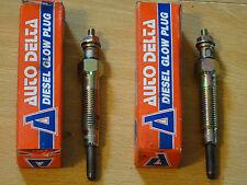 2x Auto Delta GP5012 glow plugs