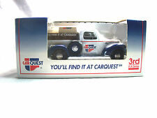 CAR QUEST~1940 FORD PICK UP~COIN BANK~1:32 SCALE~BY LIBERTY CLASSICS//SPECCAST