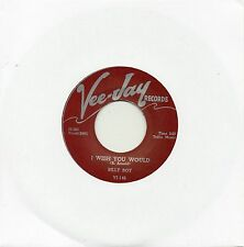 BILLY BOY ARNOLD   I WISH YOU WOULD / I WAS FOOLED  VEE JAY Re-Iss/Re-Pro  R&B