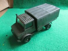 SOLIDO MERCEDES MILITARY UNIMOG (LOT T28)