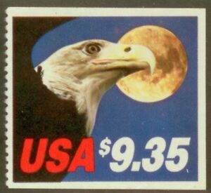 U.S. Stamp Used Eagle and Moon Scott# 1909 F-VF Not Cancelled