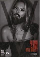 V Revista #35 Mario Testino Kate Moss Justin Chatwin Natalie Prensa 052318DBF