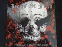 "Icons Of Filth ""Nostradamnedus"" Original LP. 1st Pressing w/insert. VERY RARE !"
