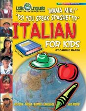 Mama Mia! Do You Speak Spaghetti? Italian for Kids (Little Linguist) (English an