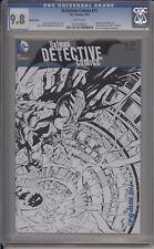 DETECTIVE COMICS #11 - BLACK & WHITE VARIANT - CGC 9.8 - 0197238001