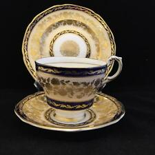 PARRAGON BONE CHINA cup saucer and plate VINTAGE