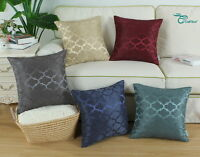"""Cushion Covers Throw Pillow Case Cover Chains Accent Geo Reversible Decor 20X20"""""""