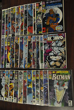 ECLIPSO LOT OF 35 ISSUES DARKNESS WITHIN AND MORE SEE LIST! ALL 9.2
