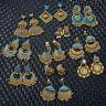 Vintage Ethnic Bohemian Drop Dangle Women Tassel Earrings Ear Stud Jewelry Gift