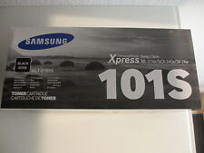 ORIGINAL SAMSUNG 101 ML2160 ML2165W NEW PRODUCT PACKAGING MHD2018 MLTD101S