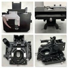 Olympus Microscope BH2 SVR Mechanical Stage RT hand Lower drive/condenser holder