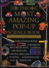 The Most Amazing Pop-Up Science B (Watts amazing science books),Hachette Childr