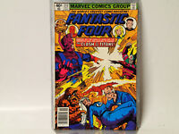 FANTASTIC FOUR #212 Marvel Comics 1979 FN/VF Galactus vs High Evolutionary!  FL