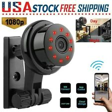 1080P WIFI IP CCTV Camera IR Smart Home Security Night Vision Home Video Indoor