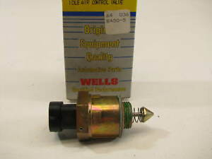 Wells AC100 Idle Air Control Valve IAC
