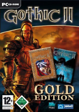PC-Gothic 2 (GOLD) /PC  (UK IMPORT)  GAME NEW