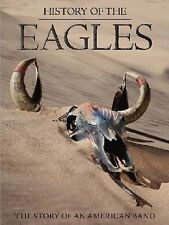 History Of The Eagles - UK Region 2 Compatible DVD Glenn Frey, Don Henley NEW
