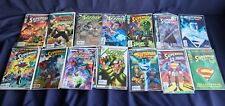 Lot of 42 Superman / Action Comics