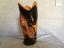 # Grand Vase Céramique dlg Saint Jean Du Désert Berty Provençale Cigale