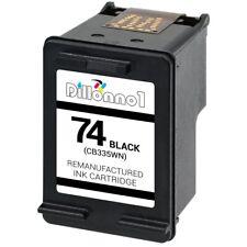 Black 74 Ink Cartridge for HP Photosmart C4250 C4270 C4272 C4280 C4283 C4285