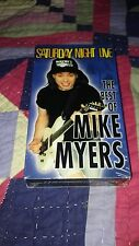 Saturday Night Live - The Best of Mike Myers VHS NEW