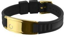Centurion Titanium Magnetic Bracelet Original Limited Yellow Gold Kisses Ultra E